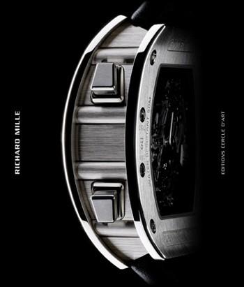 Richard Mille : un livre d'esthète sur les montres et le temps, loin des standards de l'horlogerie