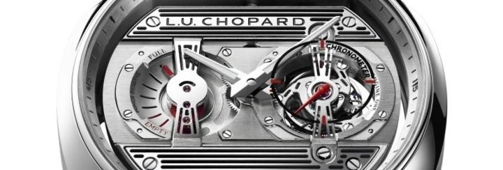 Chopard L.U.C Engine One H : l'esprit automobile, encore et toujours…