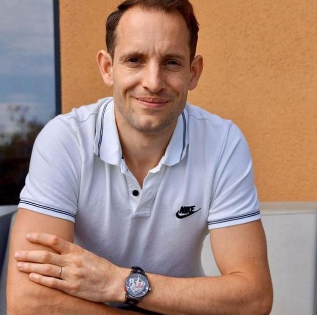 Renaud Lavillenie pour BRM, DR