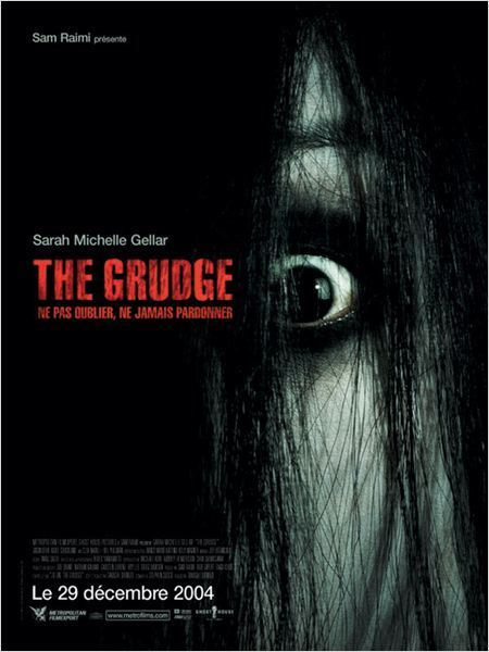 The Grudge, DR