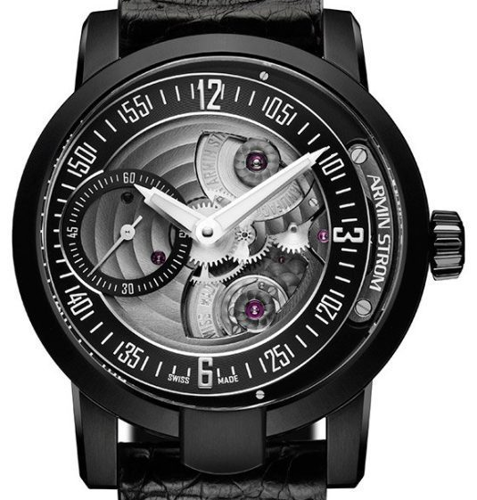 Armin Strom Gravity Collection : premier calibre microrotor de la marque