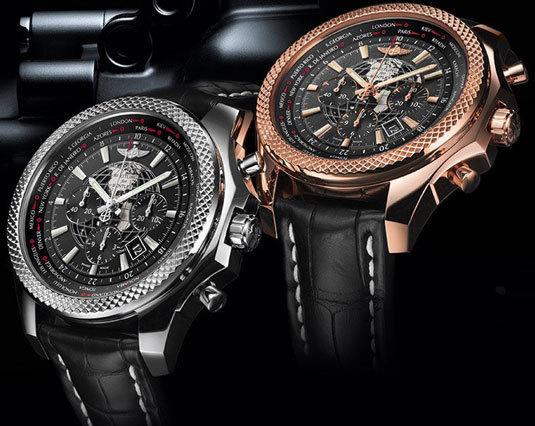 Breitling for Bentley : trois chronos avec calibres « maison » pour les dix ans de collaboration