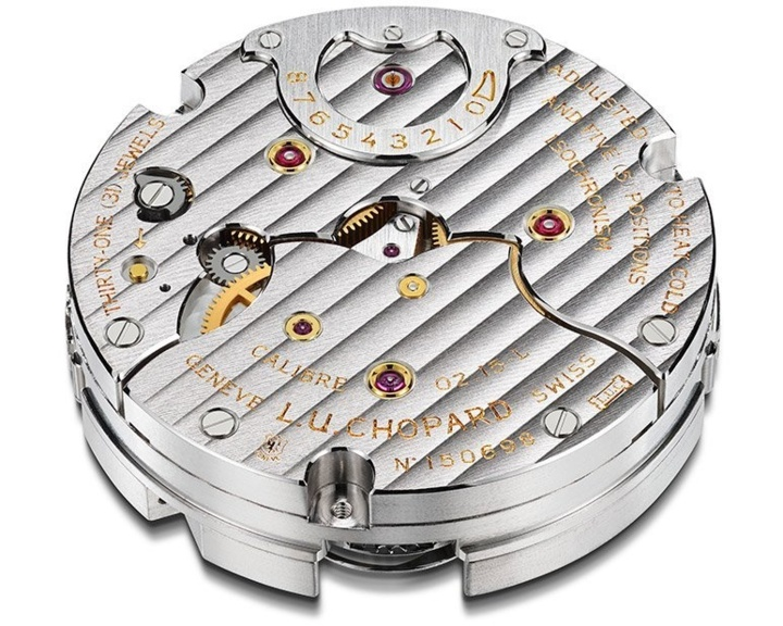 Mouvement Chopard L.U.C 02.15-L