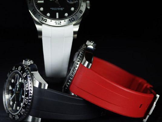 Bracelets en caoutchouc RubberB
