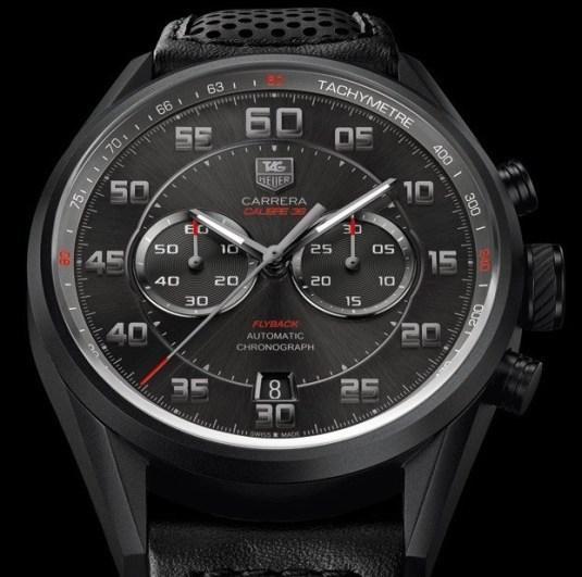 TAG Heuer Carrera Calibre 36 Chronograph Flyback « Racing »