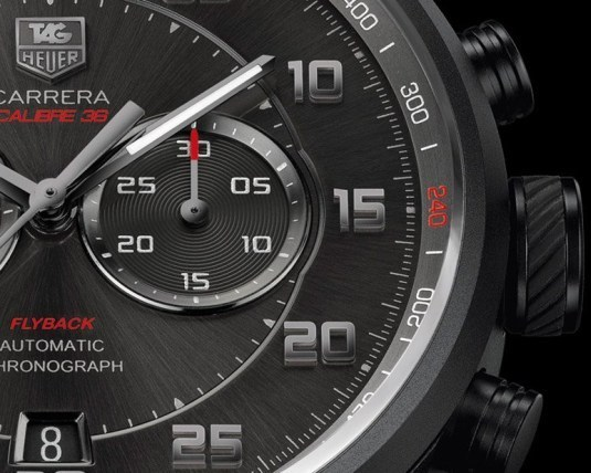 TAG Heuer Carrera Calibre 36 Chronograph Flyback « Racing »
