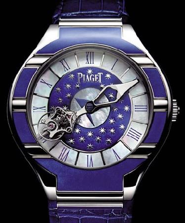 Piaget Polo Tourbillon Relatif : une pièce unique en hommage à la Tour de l'Horloge de Venise
