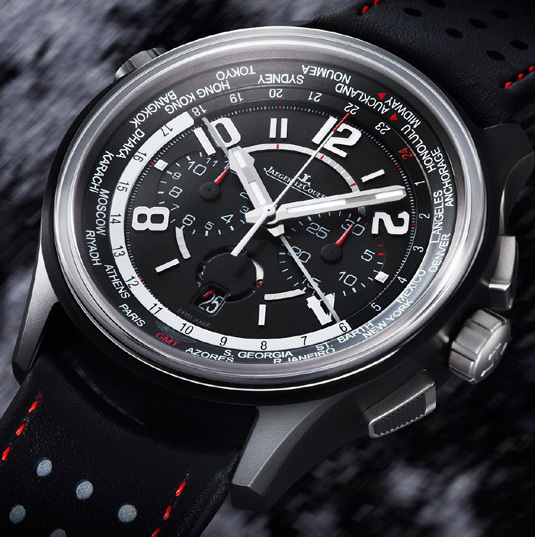 AMVOX5 World Chronograph Cermet