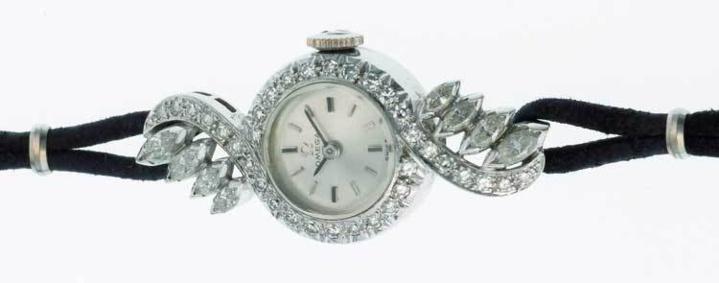 Stoker : Nicole Kidman porte une montre Omega vintage