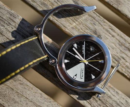 LR 6x2 Farol : une montre française et marine née à La Rochelle