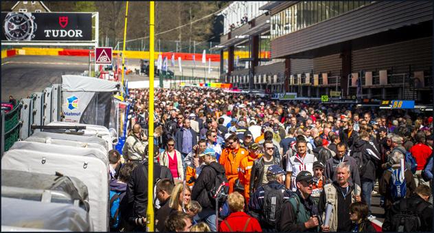 Tudor : les 6 Heures de Spa-Francorchamps WEC