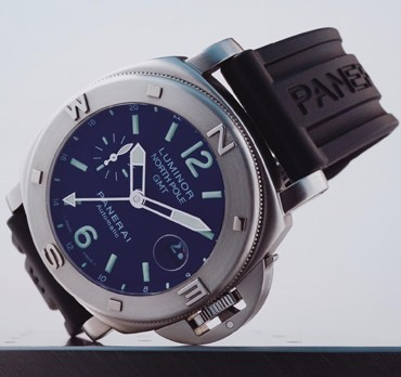 Panerai Luminor GMT North Pole (Référence : PAM00252)