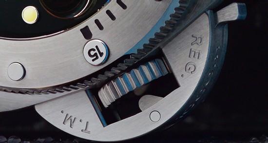 Panerai Luminor 1950 submersible 1.000 mètres (Référence : PAM 00243)