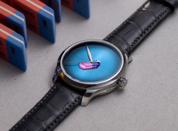Moser : quand l'heure gomme le temps...