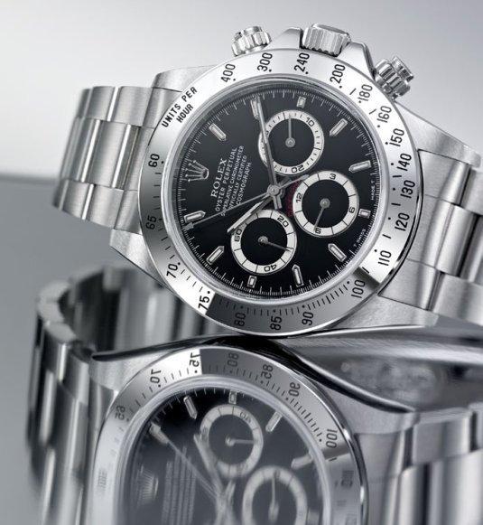 Rolex Oyster Perpetual Cosmograph Daytona : le plus mythique des chronographes (partie 2)