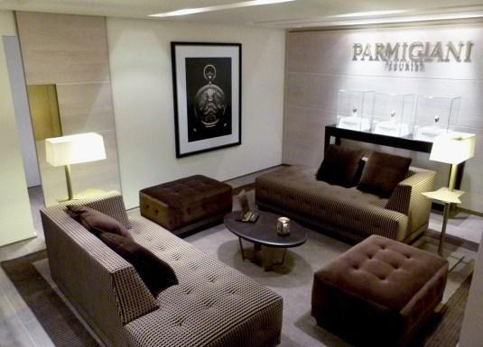 Parmigiani Fleurier : un atelier à Londres au 97 Mount Street