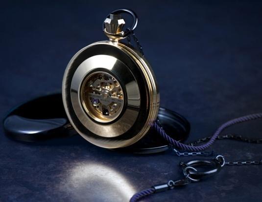 montre de poche fob
