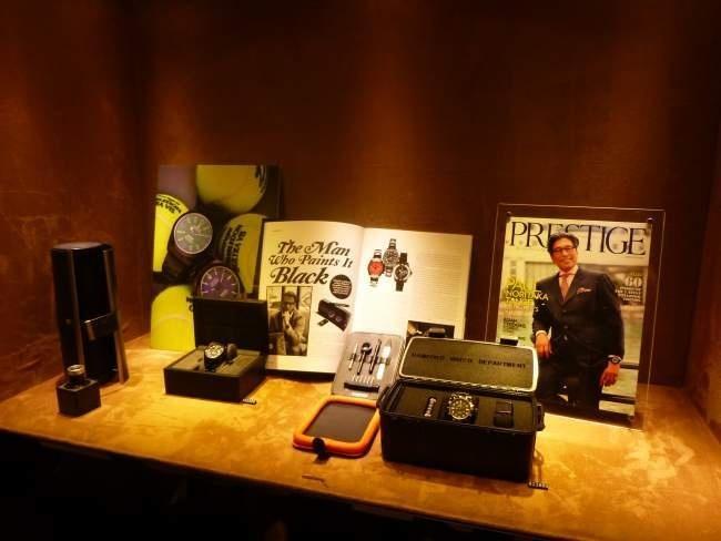 Bamford and Sons en vedette chez Ecollezione à Singapour