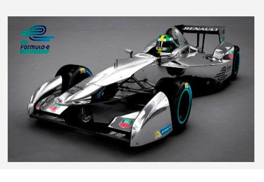 TAG Heuer partenaire du Championnat de Formule E lancé par la FIA