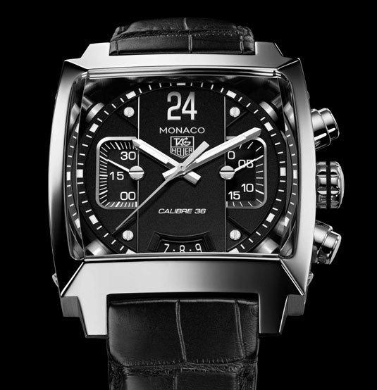 TAG Heuer prolonge son partenariat avec l'Automobile Club de Monaco (ACM) avec trois nouveaux chronos