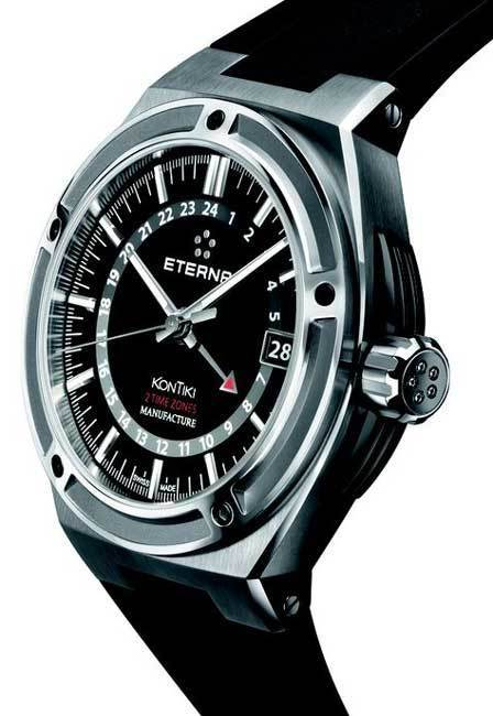 Eterna Royal KonTiki Two Time Zones