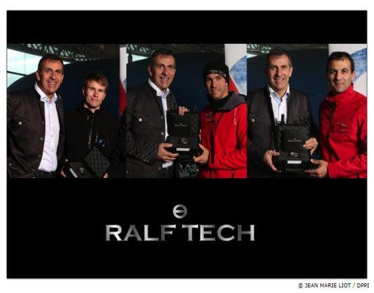 Ralf Tech : des montres et des œuvres caritatives…