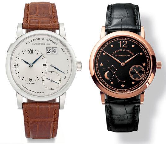 Lange & Söhne : des belles ventes et de beaux records à Genève