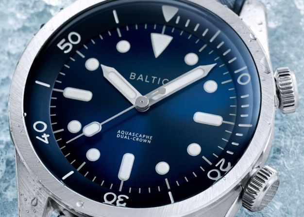 Aquascaphe Dual Crown Baltic