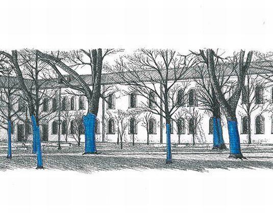 Girard-Perregaux : parrain du projet artistique « Blue Forest »