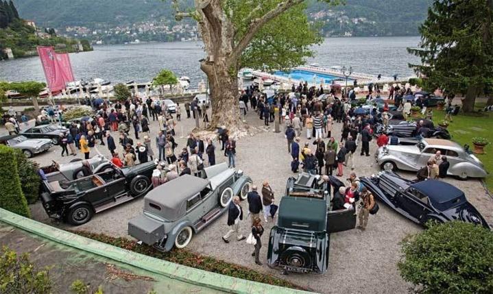 Lange & Söhne crée une pièce unique pour le Concorso d'Eleganza Villa d'Este