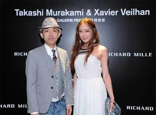 Richard Mille partenaire de la Galerie Perrotin pour le Hong Kong Art Basel
