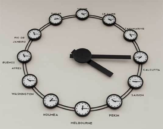 Bell & Ross : une horloge monumentale pour le Musée de l'Air et de l'Espace