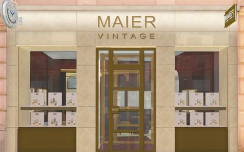 Lyon : Maier Vintage accueille Hamilton et MeisterSinger