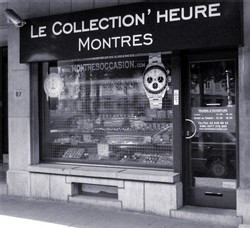 magasin du Collection'Heure