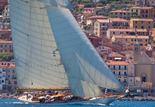 Panerai Classic Yachts Challenge 2013 : cap sur Argentario
