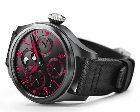 IWC : trois montres d'aviateur Top Gun en séries limitées « boutique »