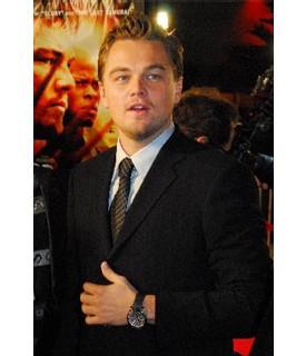 Leonardo DiCaprio et ses Jaeger-LeCoultre
