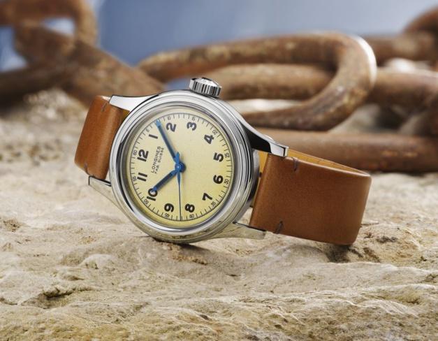 Au pas cadencé : les montres militaires chez Emile Léon