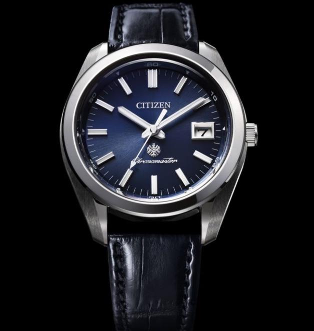 Montre THE CITIZEN Chronomaster Edition Limitée AQ4050-02L