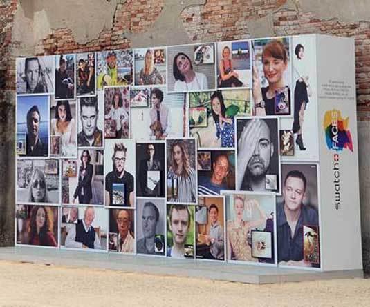 Swatch partenaire de la 55ème Biennale de Venise