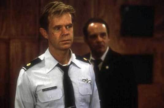 Air Force One, William Macy, DR