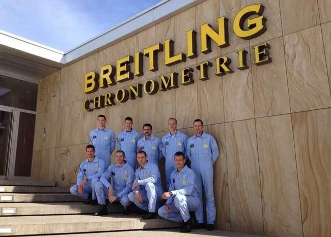 Breitling Chronomat 44 Patrouille de France : 600 exemplaires pour les 60 ans de cette formation d'exception
