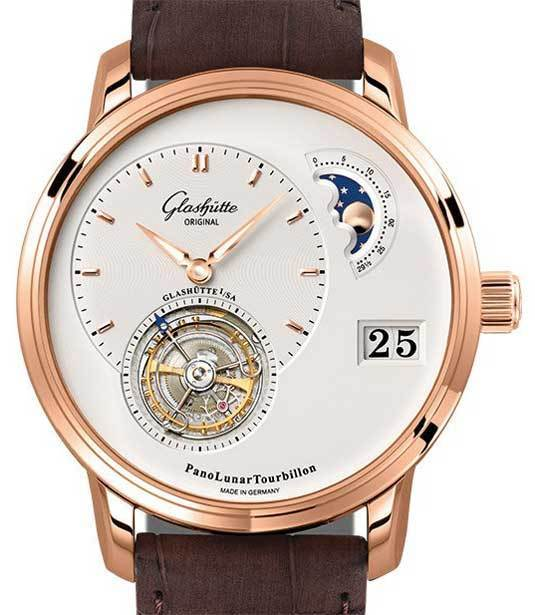 Glashütte Original PanoLunar Tourbillon
