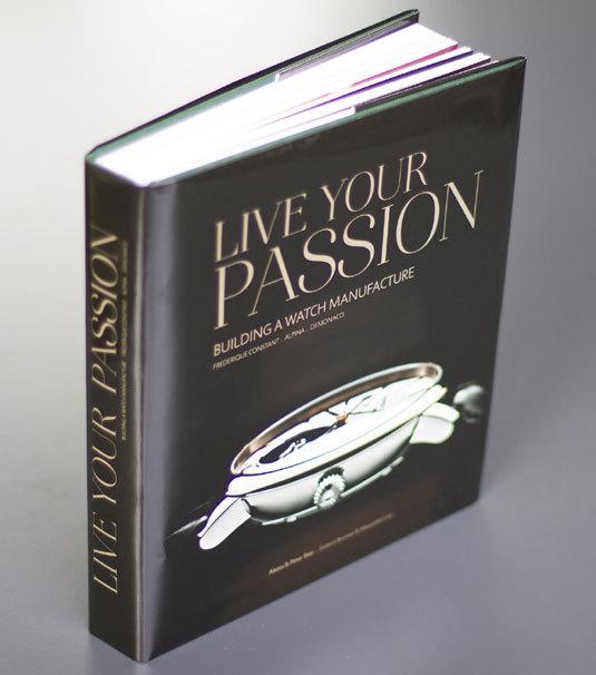 Live Your Passion Frédérique Constant