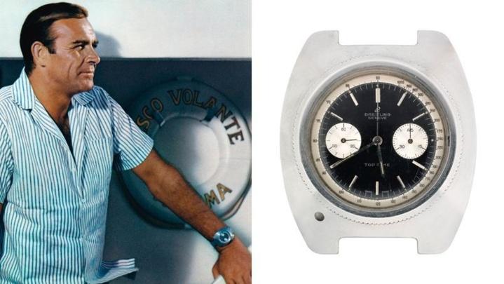 Bretiling Top Time James Bond, DR