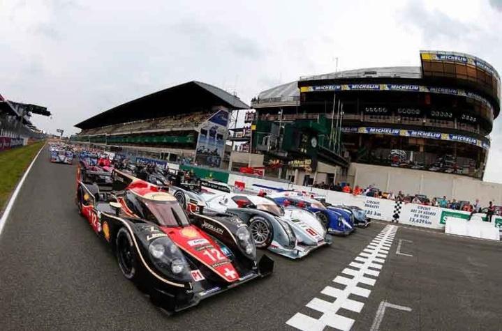 SwissKubiK aux 24h du Mans 2013 avec Rebellion
