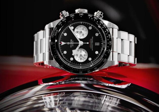 Le nouveau chronographe Tudor Black Bay : retour vers le futur