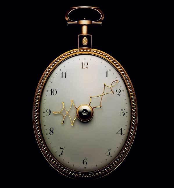Parmigiani Fleurier Ovale Pantographe : poésie mécanique