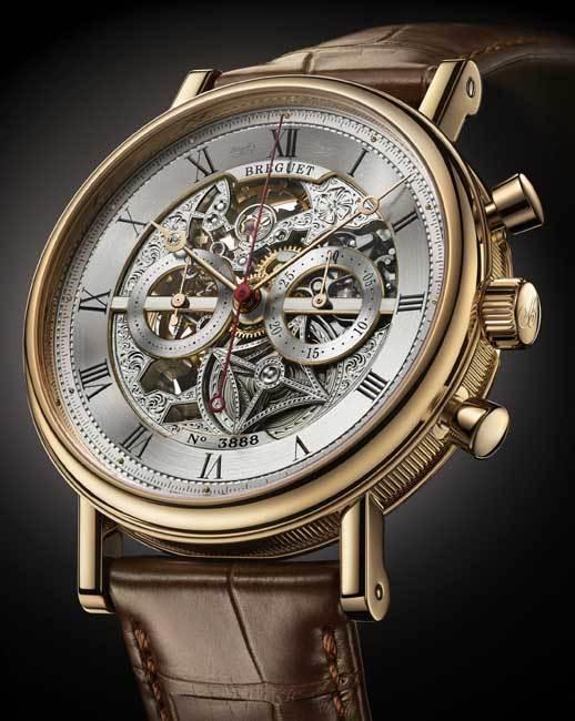 Breguet Classique Chronographe Squelette 5284 Only Watch 2013