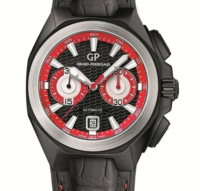 Girard-Perregaux Chrono Hawk Only Watch 2013